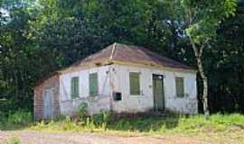 Alto Feliz - Alto Feliz-RS-Casa Enxaimel-Patrimônio Histórico-Foto:ANELISE KUNRATH
