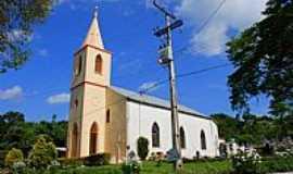 Alto Feliz - Alto Feliz-RS-Igreja no Morro das Batatas-Foto:ANELISE KUNRATH