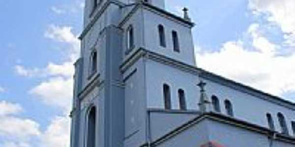 Alto Feliz-RS-Igreja de São Inácio da Feliz-Foto:ANELISE KUNRATH