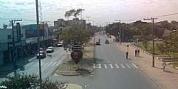 Alvorada-RS-Avenida Get�lio Vargas-Foto:fabus
