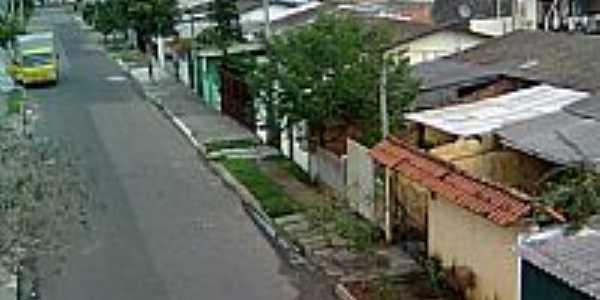 Alvorada-RS-Rua 18, Algarve-Foto:fabus