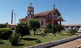 Ametista do Sul - Ametista do Sul-RS-Igreja de são Gabriel Arcanjo-Foto:Fredy Silva