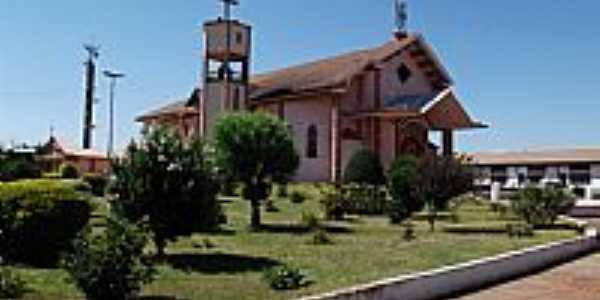 Ametista do Sul-RS-Igreja de são Gabriel Arcanjo-Foto:Fredy Silva