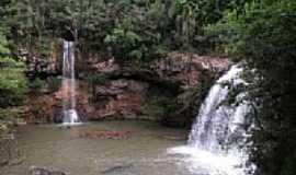 Anta Gorda - Cachoeiras em Anta Gorda-RS-Foto:Josias Porciuncula O…