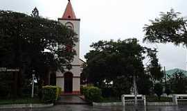 Arambaré - Arambaré-RS-Igreja de N.Sra.dos Navegantes-Foto:Ubirajara Buddin Cruz