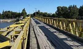 Arambar� - Arambar�-RS-Ponte Jo�o Goulart-Foto:Henrique de BORBA