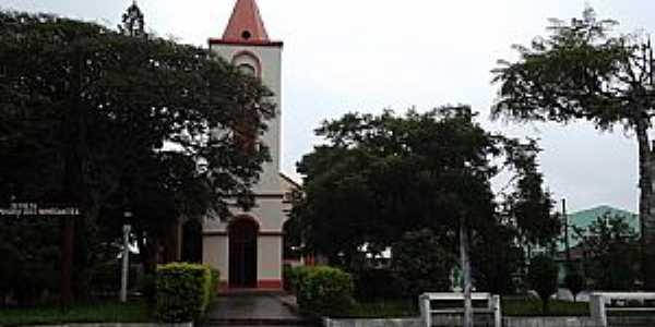 Arambaré-RS-Igreja de N.Sra.dos Navegantes-Foto:Ubirajara Buddin Cruz
