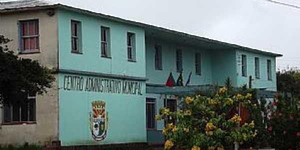 Arambaré-RS-Prefeitura Municipal-Foto:Ubirajara Buddin Cruz