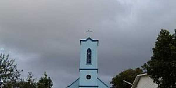 Igreja Católica de Araricá/RS - por Diego Carraro