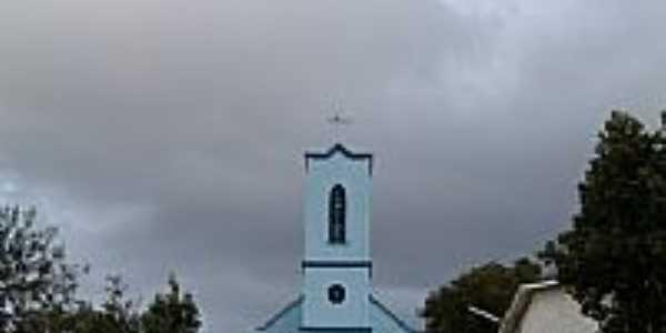 Igreja Católica de Araricá-Foto:Diego Carraro