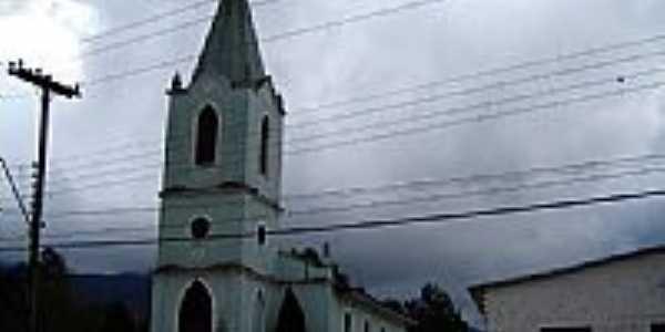 Igreja Evangélica de Araricá-Foto:Diego Carraro