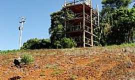 Aratiba - Torre da Tirolesa em Aratiba-RS-Foto:@erexim