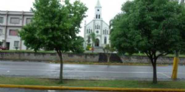 Igreja matriz - Aratiba, Por Damião Mendonça