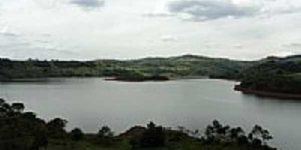 Ilha de Rio Branco em Aratiba-RS-Foto:eltonstrada