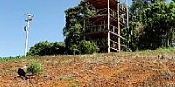 Torre da Tirolesa em Aratiba-RS-Foto:@erexim