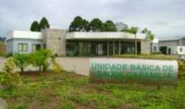 Arco Verde - unidade básica saúde da família, Por RODRIGO MERSONI