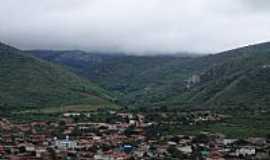 Jaguarari - Vista do centro de Jaguarari-Foto:heberteguedes