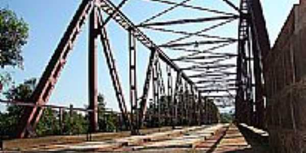 Ponte de Ferro-divisa de Lajeado e Arroio do Meio-Jaime Labres