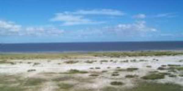 Praia do Farol, Por lu