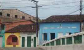 Jaguaripe - Lira filarmonica e predio da prefeitura, Por Ot�vio Mascarenhas Mutti