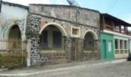 Jaguaripe - Uma das casas mais antigas da cidade, Por Ot�vio Mascarenhas Mutti