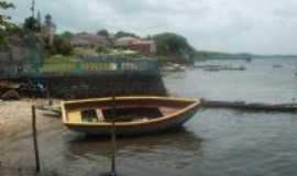 Jaguaripe - Vista lateral da cidade, Por Ot�vio Mascarenhas Mutti