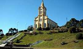 Arvorezinha - Igreja-Foto:Edilson Benvenutti