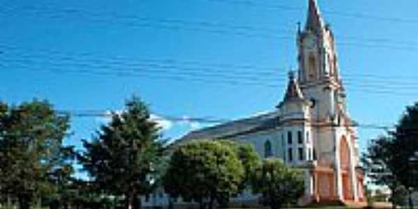 Igreja Matriz de Áurea-Foto:hjobrasil
