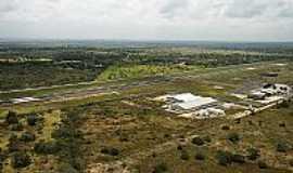 Jaíba - Jaíba-BA-Vista do aeroporto-Foto:Simas