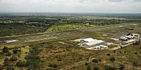 Jaíba-BA-Vista do aeroporto-Foto:Simas