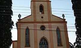 Barão do Triunfo - Igreja Matriz - Barão do Triunfo/RS
