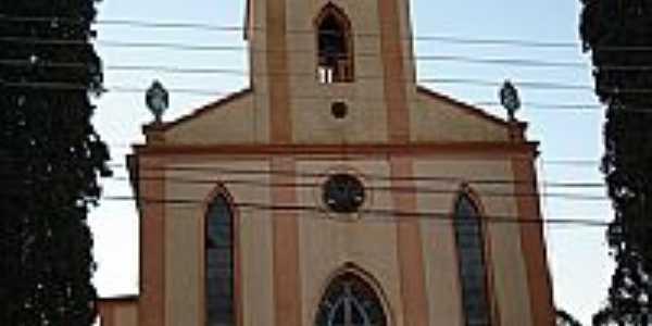 Igreja Matriz - Barão do Triunfo/RS
