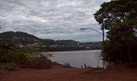 Barra do Guarita - Rio Uruguai  foto Marcio Schmidt