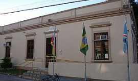 Barra do Ribeiro - Barra do Ribeiro-RS-Prefeitura Municipal-Foto:Henrique de BORBA