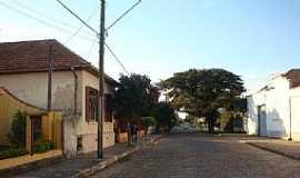 Barra do Ribeiro - Barra do Ribeiro-RS-Rua da cidade-Foto:Henrique de BORBA