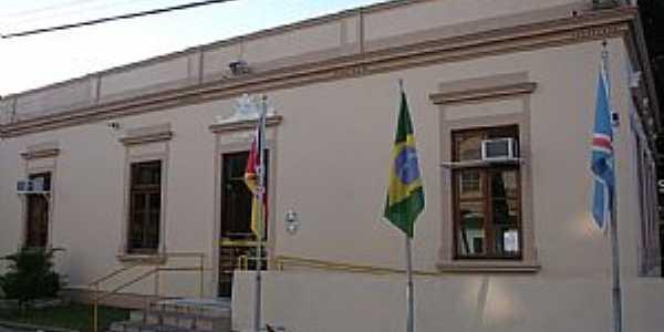 Barra do Ribeiro-RS-Prefeitura Municipal-Foto:Henrique de BORBA