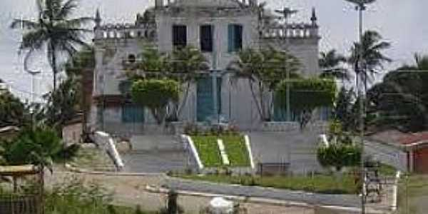 Igreja Católica do DISTRITO DE CACHOEIRA DO ITANHY - JANDAÍRA-BAHIA