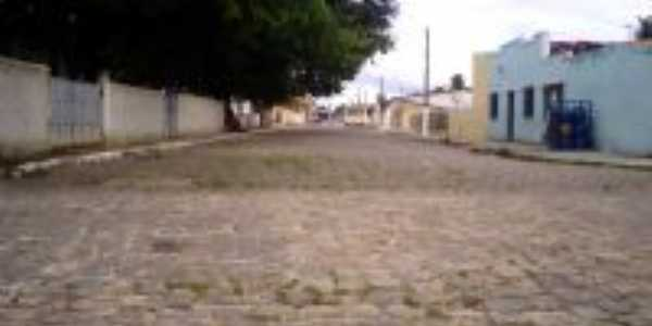 Rua Agemiro Gomes-Foto:flavio