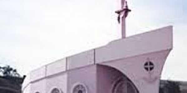 Barra Funda-RS-Igreja Matriz-Foto:brasilescola.com