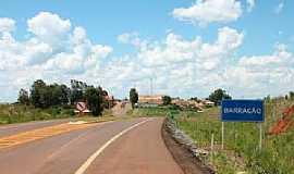 Barracão - Barracão-RS-Chegando na cidade-Foto:hjobrasil
