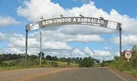 Barracão - Barracão-RS-Entrada da cidade-Foto:Luciano R Oliveira