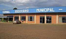 Barracão - Barracão-RS-Terminal Rodoviário-Foto:JKeche