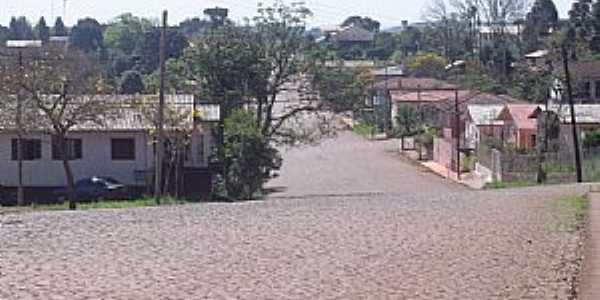 Barracão-RS-Avenida Salgado Filho-Foto:RafaelKeche