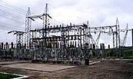Basílio - Sub Estação de Energia-Foto:Claudio Escouto