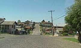 Bela Vista - Rua Pedro Giacomet em Bela Vista-Foto:Silverio Luiz Soligo