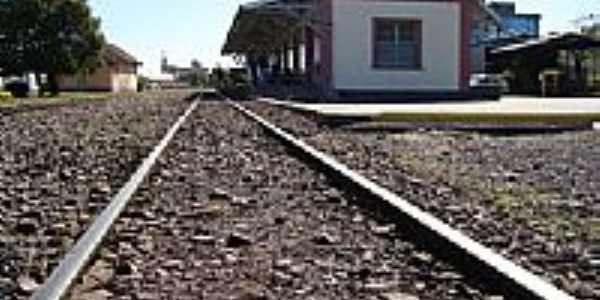 Estação Ferroviária de Bento Gonçalves-RS-Foto:Romão
