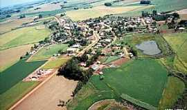 Boa Vista do Incra - Boa Vista do Incra-RS-Vista aérea da cidade-Foto:www.boavistadoincra.rs.