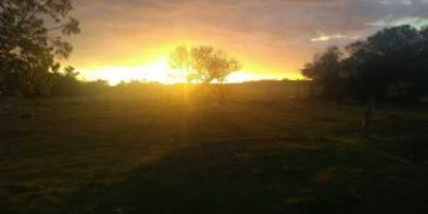 Por do Sol de Bojuru, Por Waschington Paes