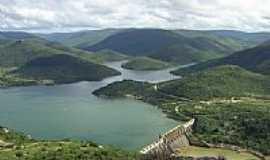 Jequi� - Barragem da Pedra em Jequi�-Foto:Alessandre Cruz