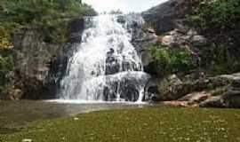 Jequi� - Cachoeira em Jequi�-Foto:Lindinha Rodrigues